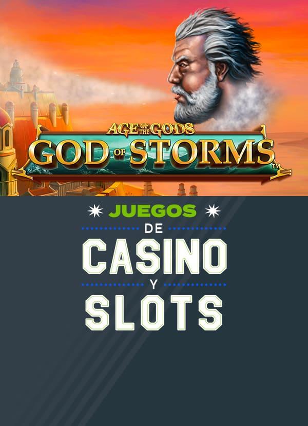 Codere juegos de casino y slots movil