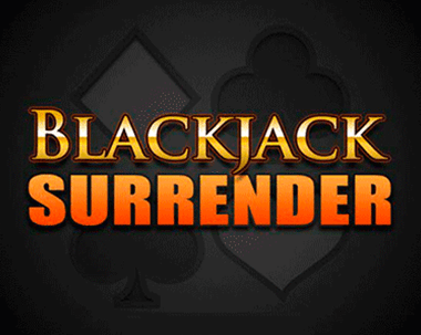 blackjack-surrender